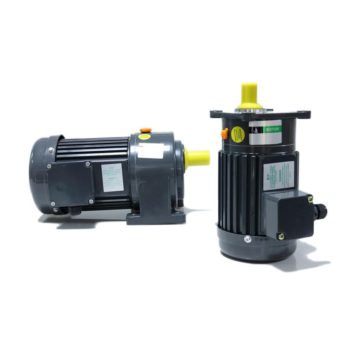 浅谈无刷减速电机的冷却介质和冷却方法